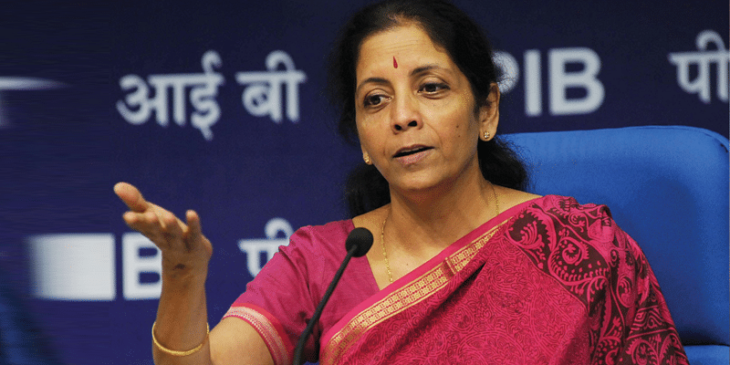 Nirmala Sitharaman unveils stressed asset fund, measures for exports, real estate sectors to boost growth