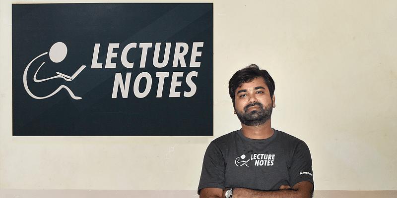 [Funding alert] Bhubaneshwar-based edutech startup LectureNotes raises angel funding from Singapore HNIs