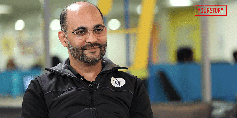 Sameer Nigam on the critical role of data and tech in PhonePe operations