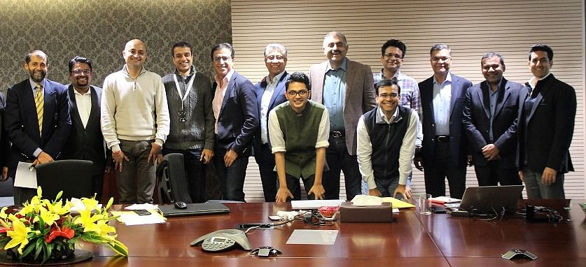 The story of how 45 entrepreneurs pooled together Rs 2,000 Cr to launch a tech university and make India future-ready