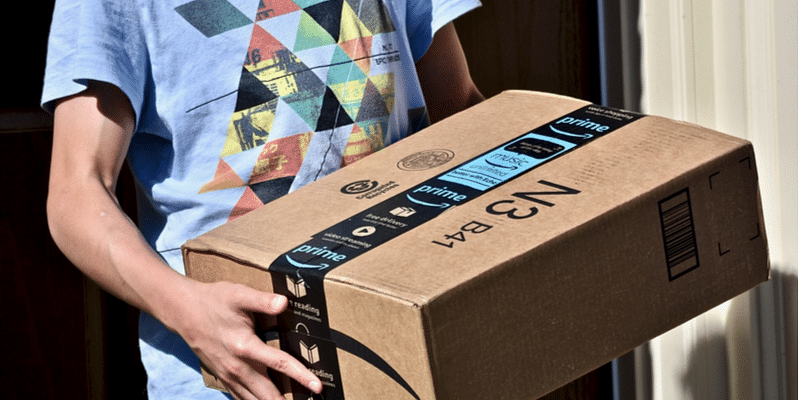 Now you can deliver packages for Amazon in your spare time with Amazon Flex