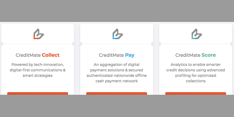 CreditMate offering