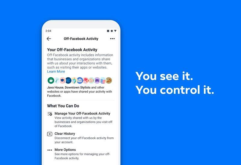 Off Facebook Activity