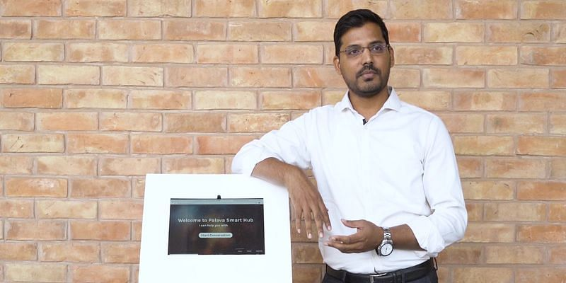 This former Reliance engineer's bootstrapped startup is building AI-based solutions for smart cities