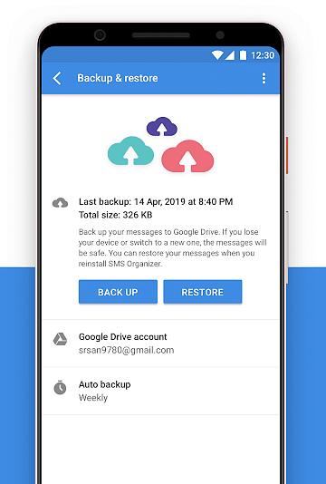 SMS Organizer 5