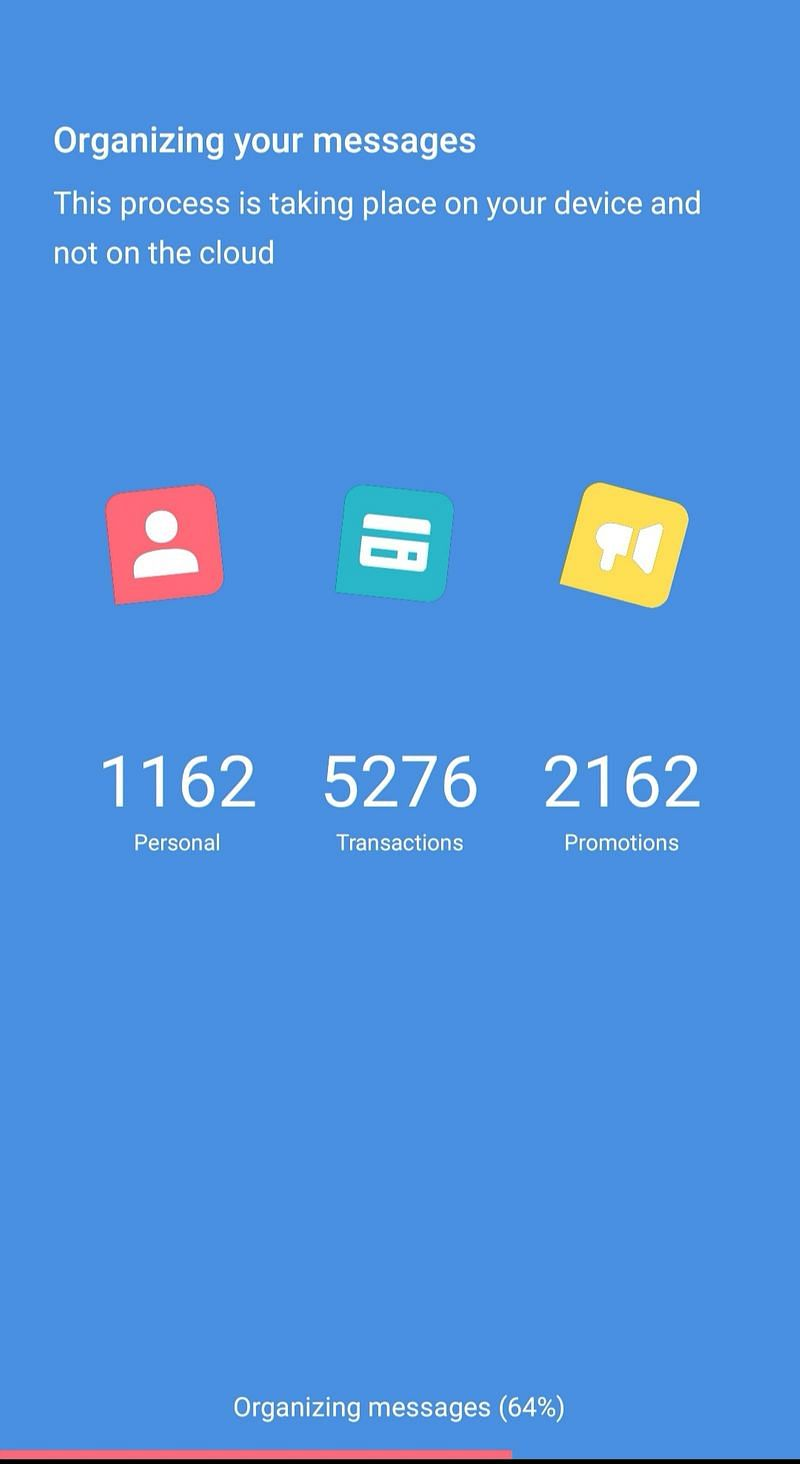 SMS Organizer 11