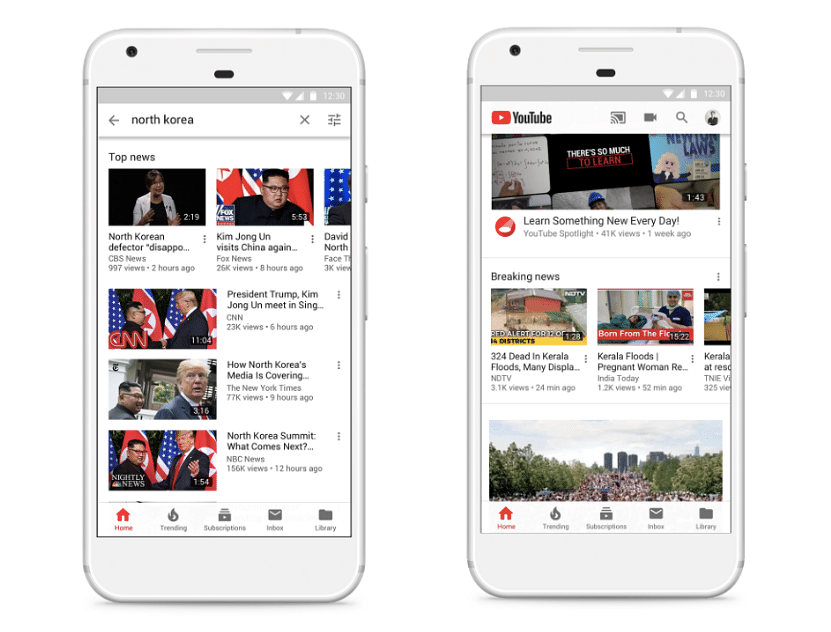 YouTube launches new product features in India to bring transparency to news videos