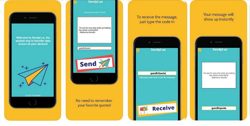 Sendplus app