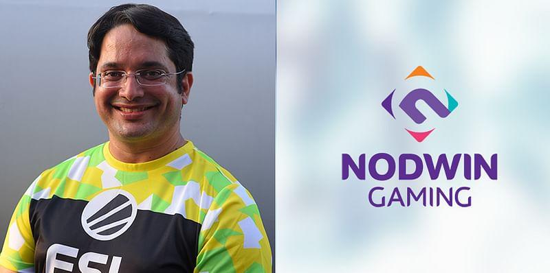 Akshat Rathee, Nodwin Gaming