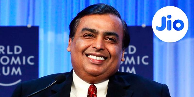 Mukesh Ambani's Reliance is developing JioBook, a low-cost 4G-enabled laptop - YourStory