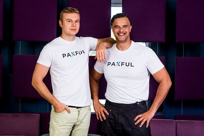 Paxful founders