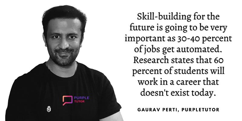 Gaurav PurpleTutor
