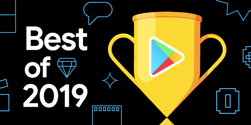 Google Play Best Apps of 2019