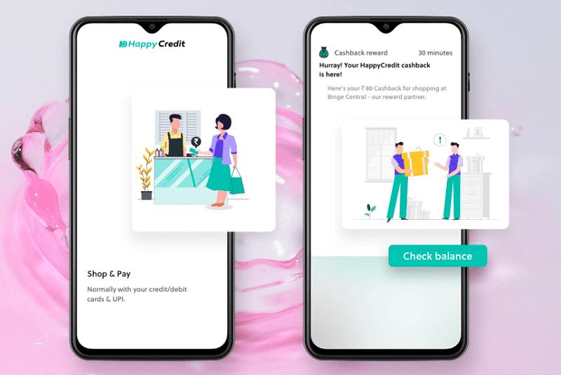 HappyCredit app