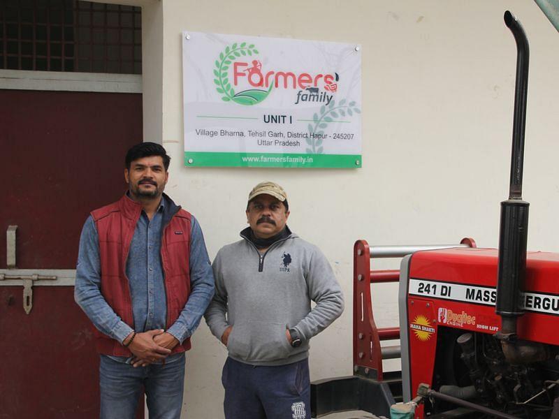 Farmers' Family founder