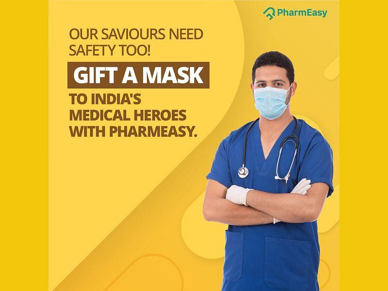 PharmEasy mask