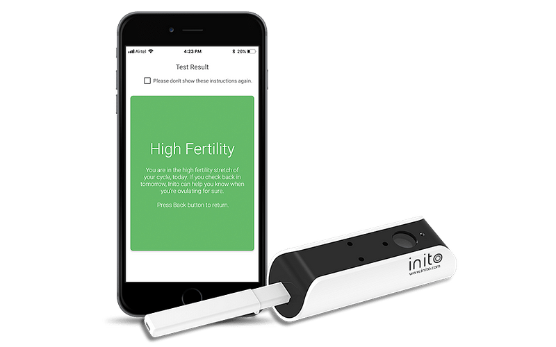 Y Combinator-backed medtech startup Inito earns US patent for home diagnostic device