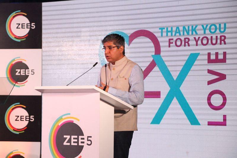 ZEE5 CEO