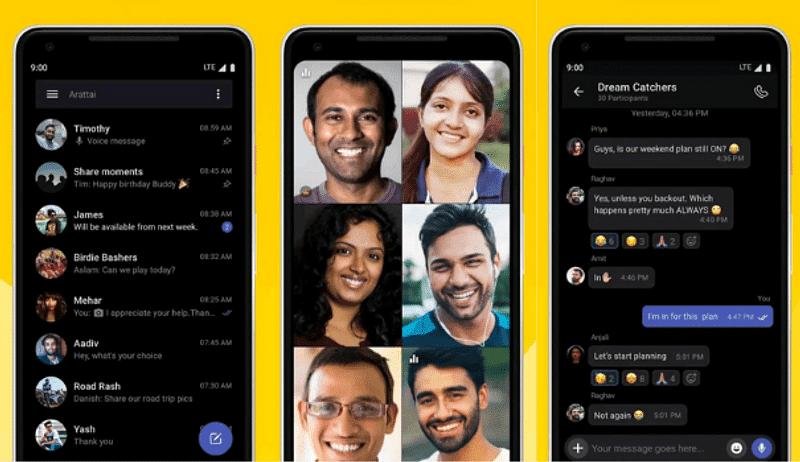 Arattai app
