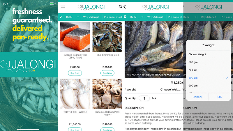 Jalongi app