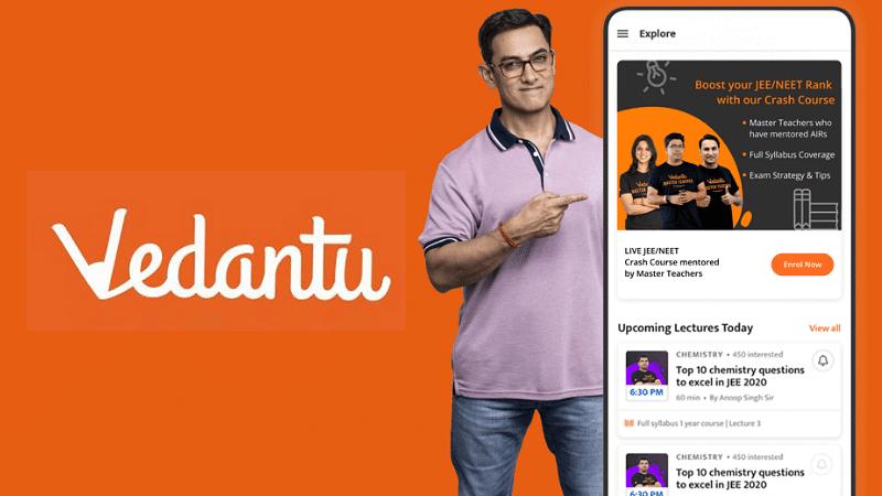 Vedantu Aamir Khan