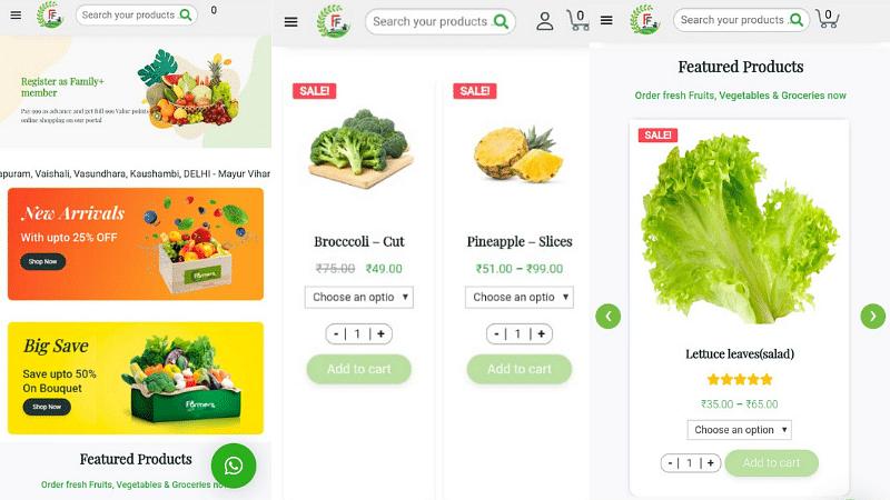 Farmers' Family app