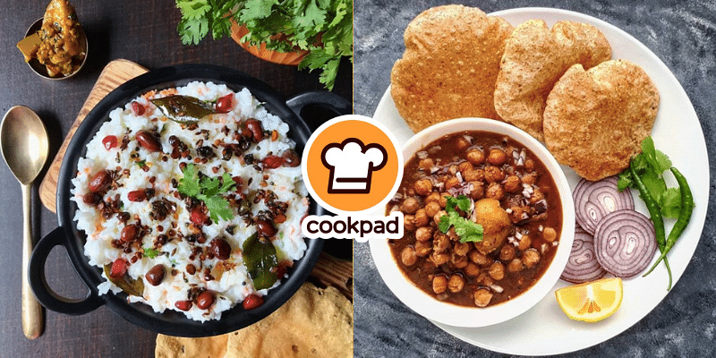 Cookpad recipe sharing