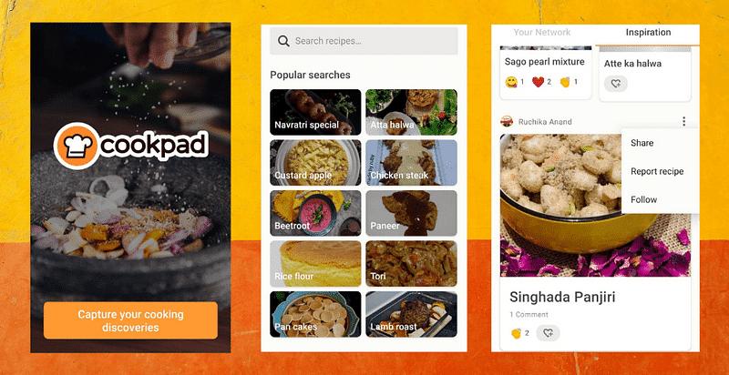 Cookpad app 1