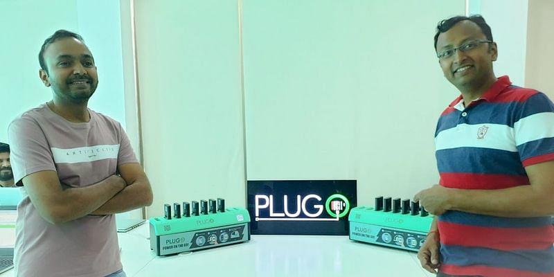 Plugo founders