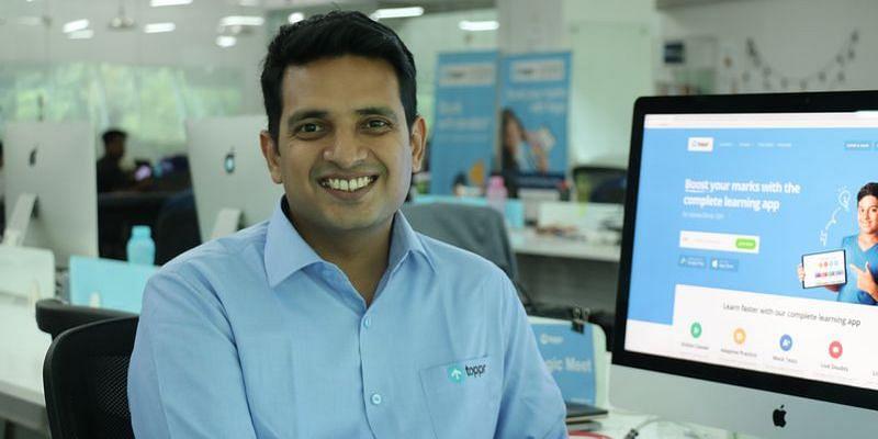 Toppr Founder Zishaan Hayath