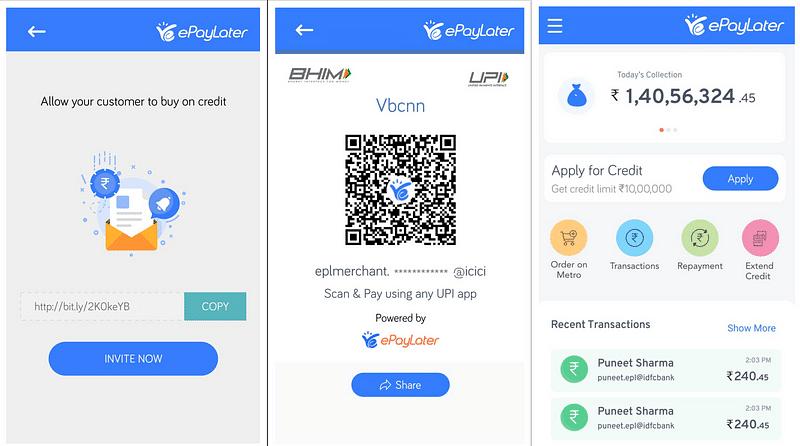 ePayLater app