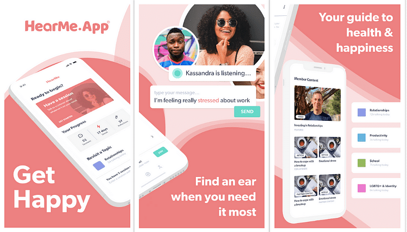 HearMe app