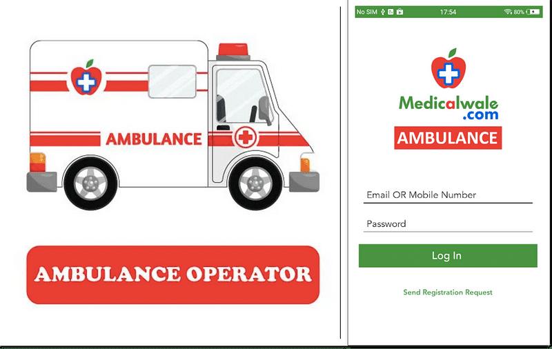 Medicalwale ambulance