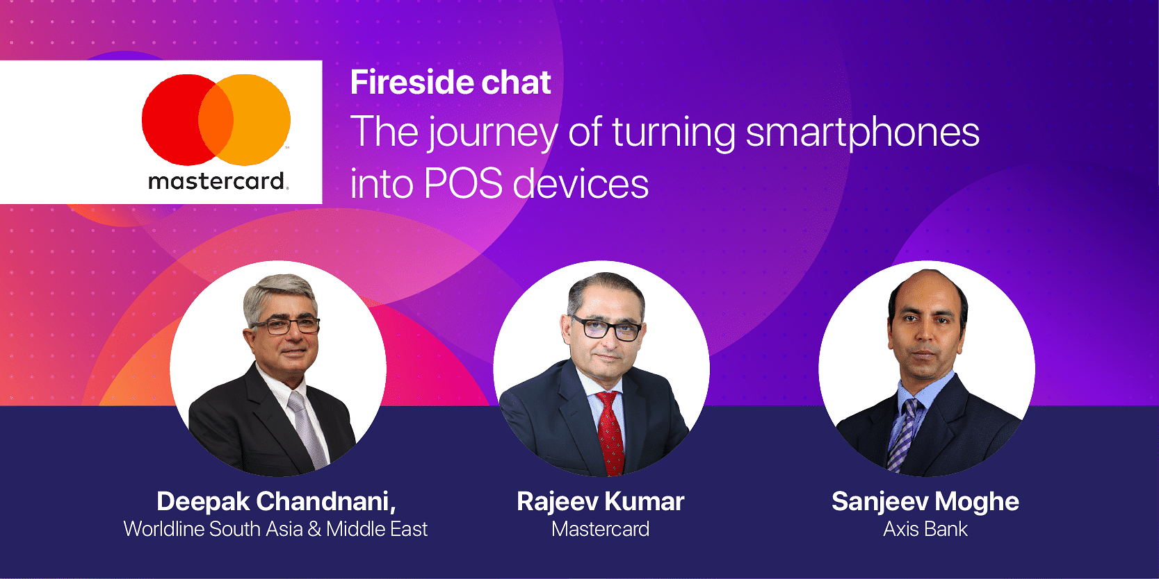 Watch how Mastercard, Axis Bank & Worldline are helping convert smartphones into POS devices