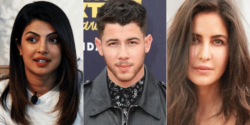 Priyanka Chopra , Nick Jonas , Katrina Kaif