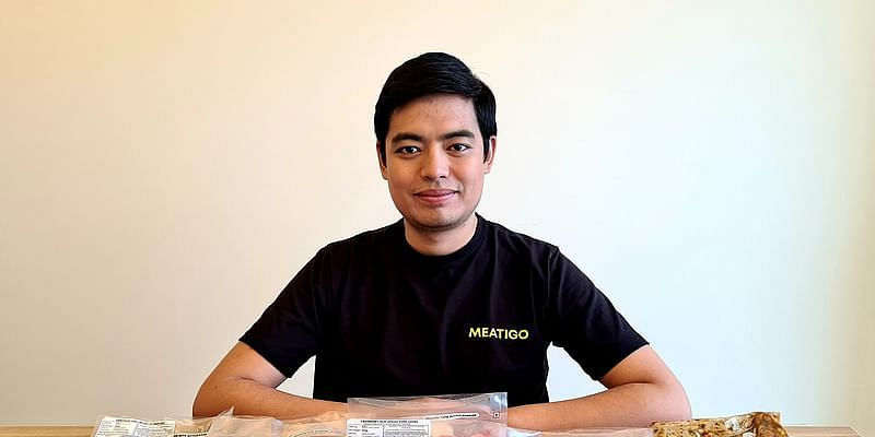 Siddhant Wangdi, Founder, Meatigo.com