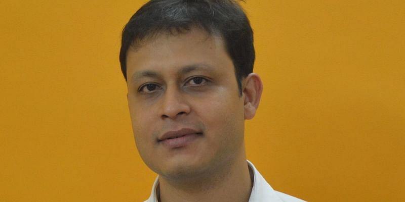 Swarup Nanda, Founder and CEO, Pencil
