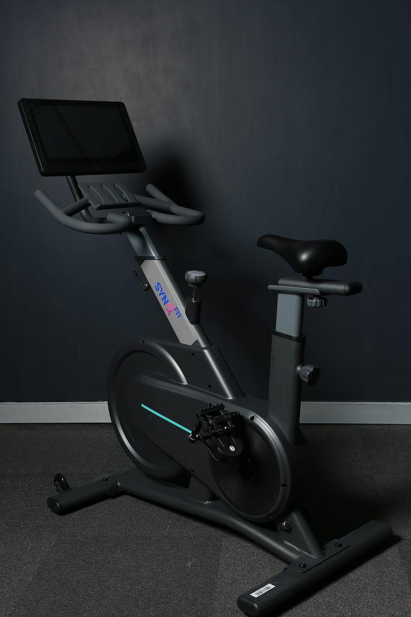 Synq.Fit smart bike
