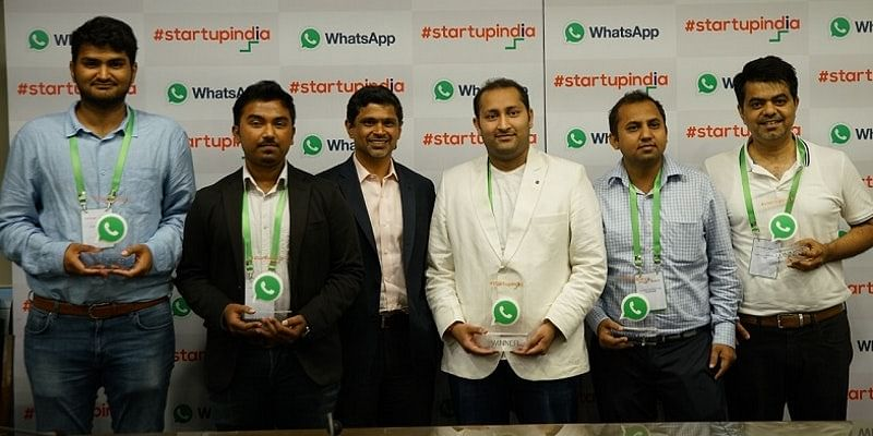WhatsApp India startup challenge