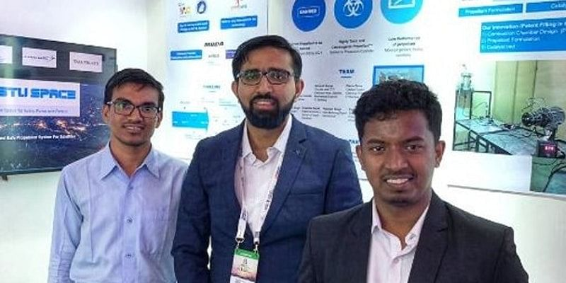 A startup by IIT-Bombay alumni is fuelling a cheaper and greener way to propel satellites into space