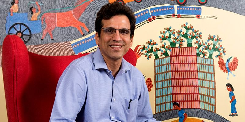 Hitesh Oberoi, Info Edge