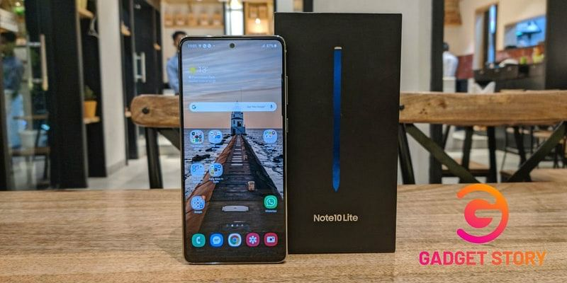 Samsung Galaxy Note 10 Lite: bringing S-Pen to the masses