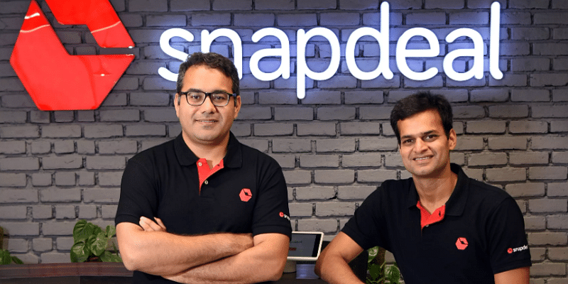 Snapdeal founders