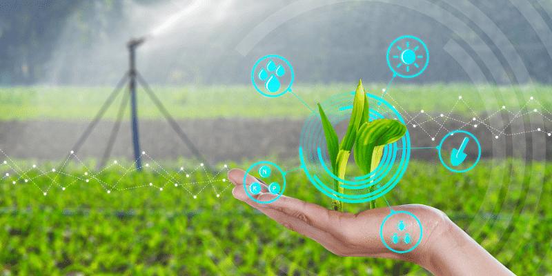 Agritech startup Ergos
