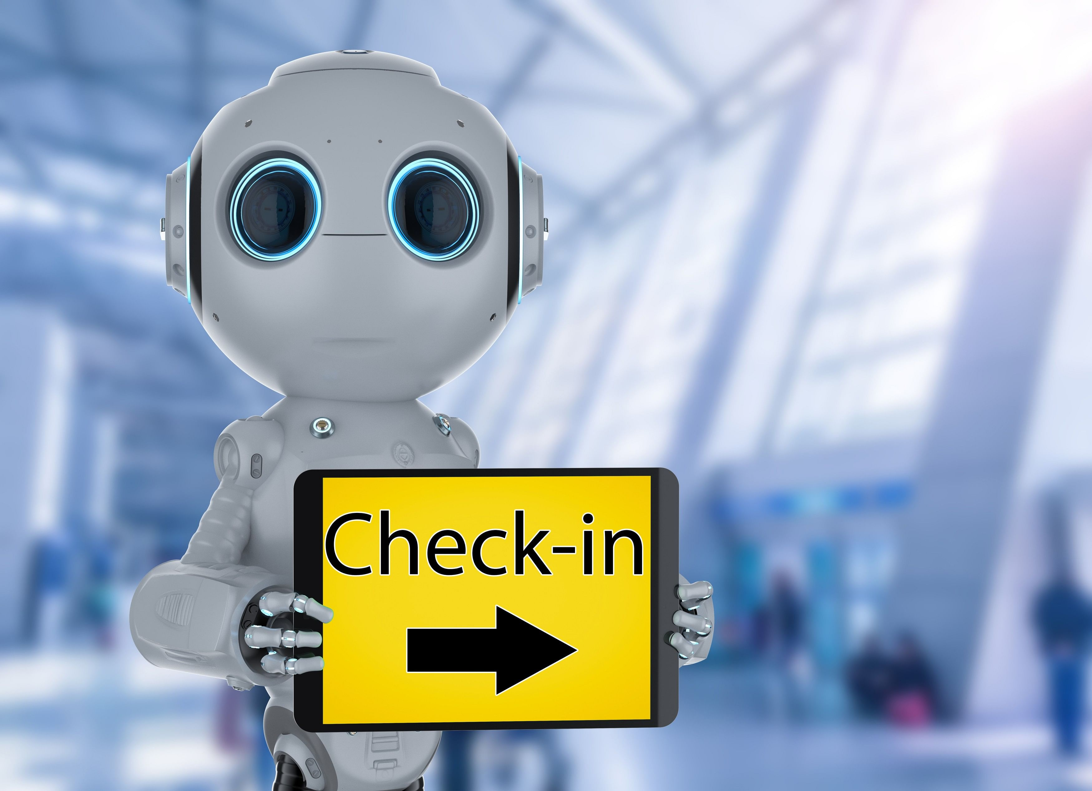 Will robots fuel the future of travel?