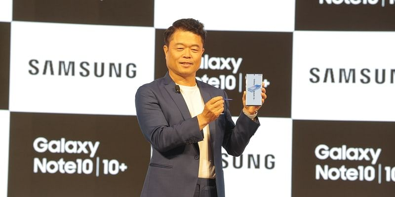 Samsung launches Galaxy Note10 in India, sales to start from Aug 23