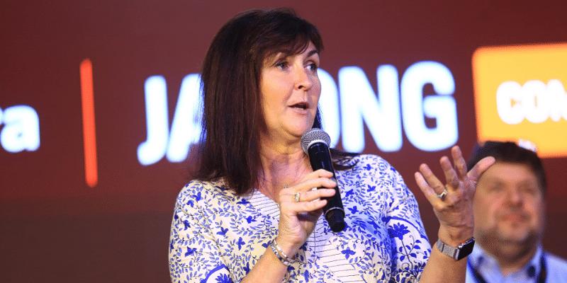 President and CEO of Walmart International, Judith McKenna