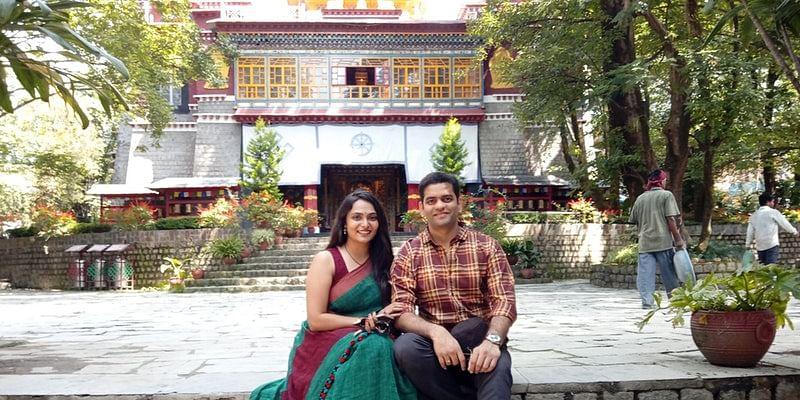 Founders of Bodhishop: Rajas Paranjpe and Gautami Paranjpe