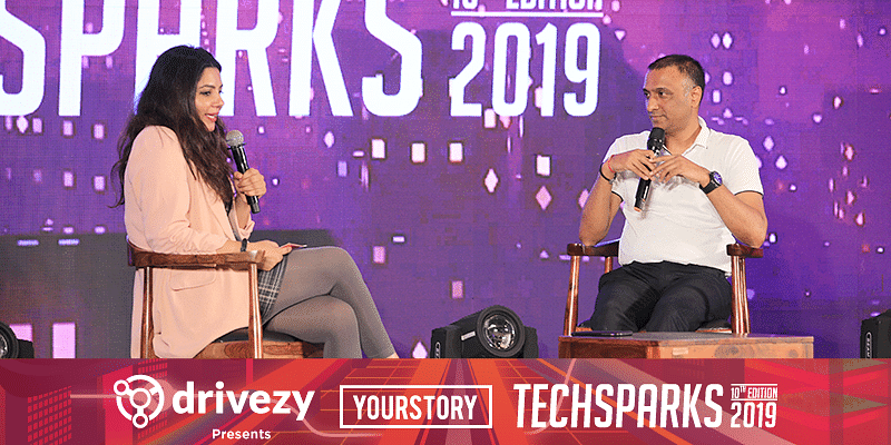 TechSparks 2019: Kalyan Krishnamurthy says his big dream is to take Flipkart to 'a real exit' in the next 3 years