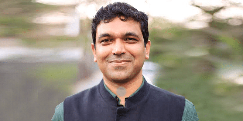 Karthik Reddy, Managing Partner at Blume Ventures